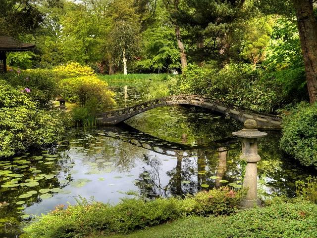 japanese garden free usage